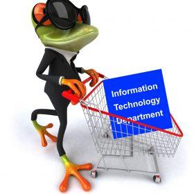 دپارتمان فناوری اطلاعات