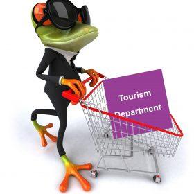 دپارتمان گردشگری